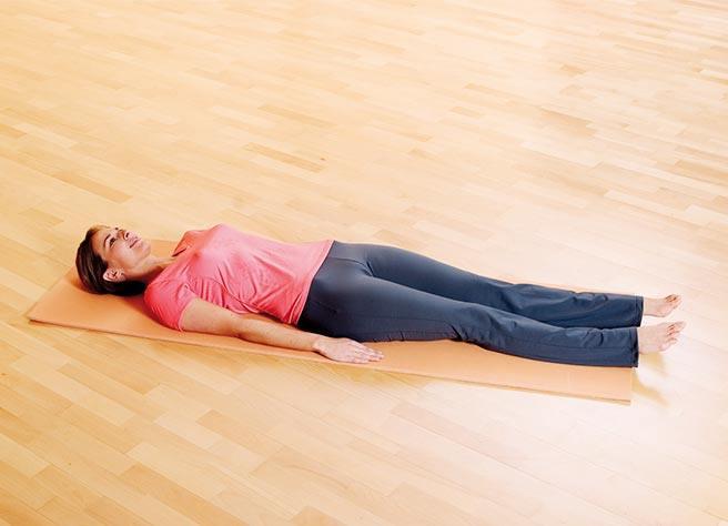 Legen Sie sich flach auf eine Matte | Litozin