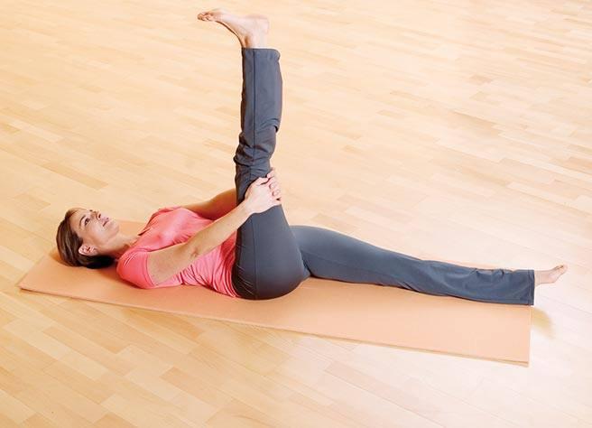 Heben und senken Sie jedes Bein | Litozin